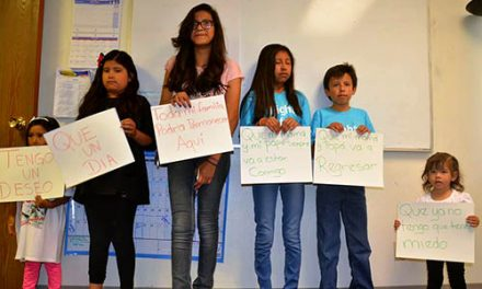 A Child's Wish: Listening to Children's Voices in the Immigrant Rights Movement