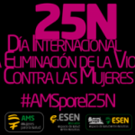 ¿Y si ponemos el foco en los hombres? Comenzamos la campaña #AMSporel25N