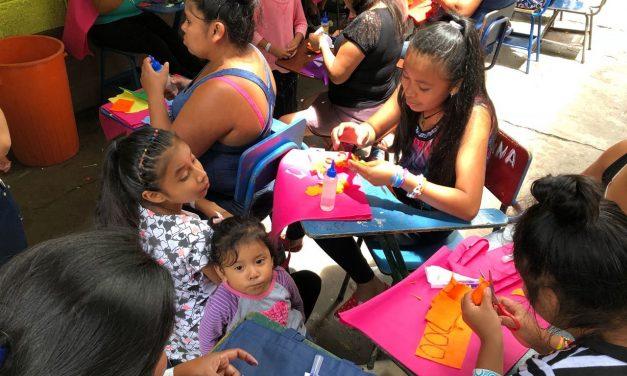 Entre Mujeres en Guatemala: Las mas fuerte solidaridad nace de las conexiones